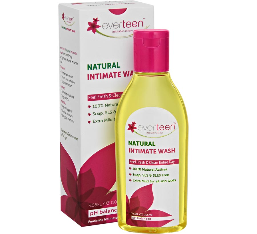 natural intimate wash